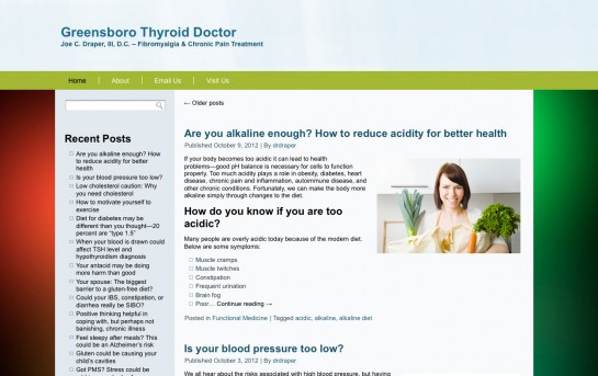 Greensboro Thyroid Doctor