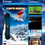 Palmer Snowboards and Skis