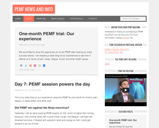 PEMF News