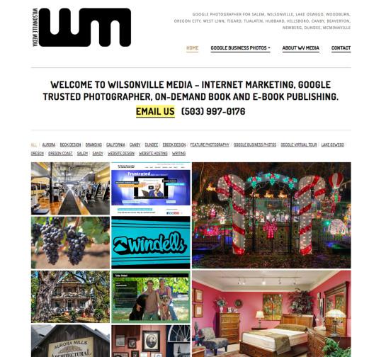 Wilsonville Media Website